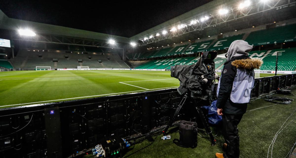 ASSE - Reims : sur quelle chaîne voir le match?
