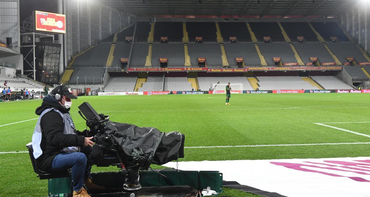 Lens - Dijon : sur quelle chaîne voir le match?