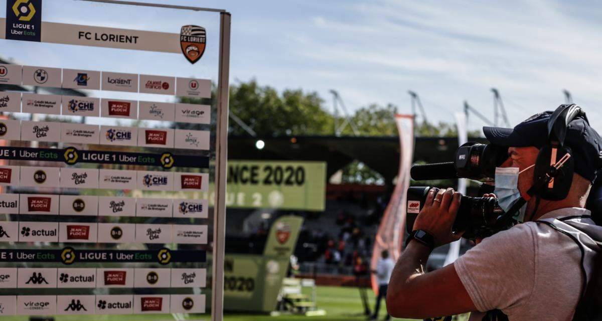 Lorient - Lille : sur quelle chaîne voir le match?