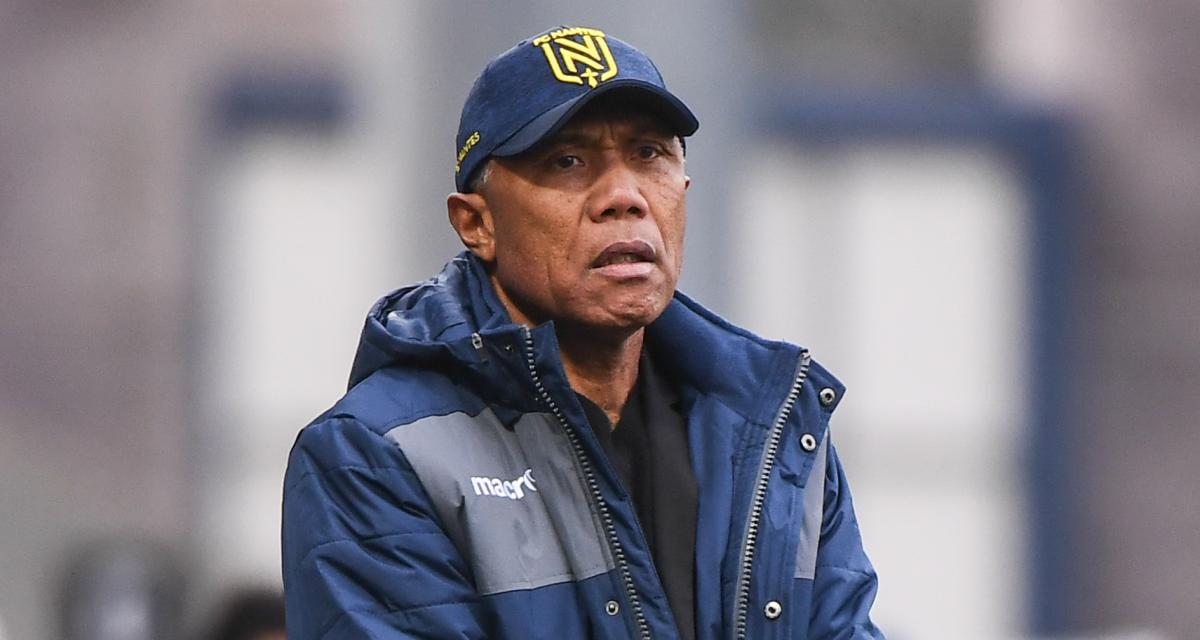 FC Nantes : l'OM, l'investissement, la rigueur…Kombouaré martèle ses convictions