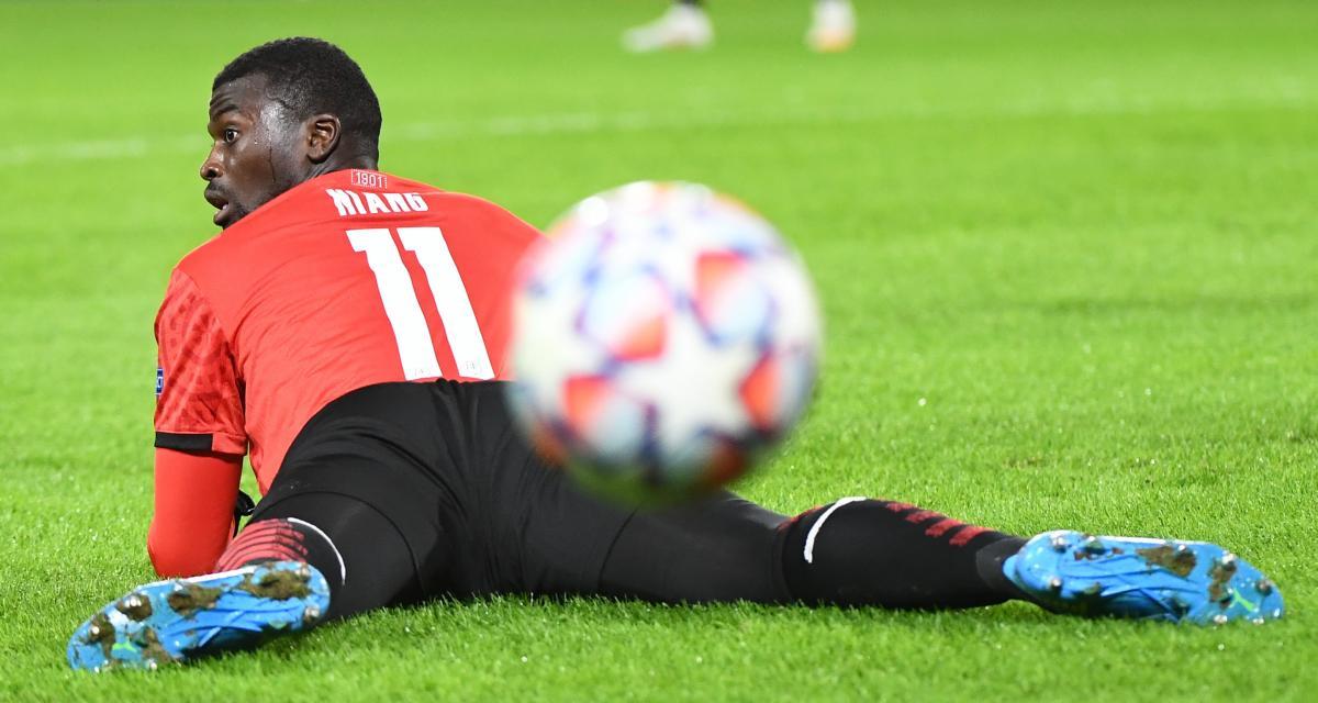 Stade Rennais, ASSE – Mercato : Mbaye Niang, sa réponse musclée à ses débuts frustrants
