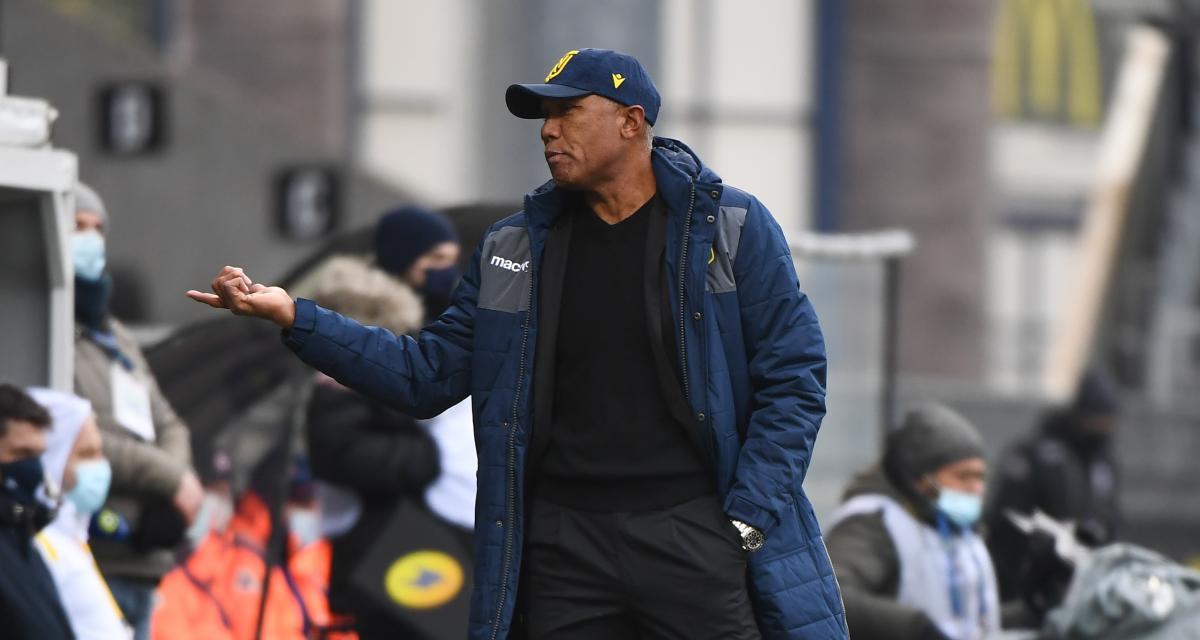 FC Nantes : Kombouaré refuse que le projet Landreau plombe le vestiaire