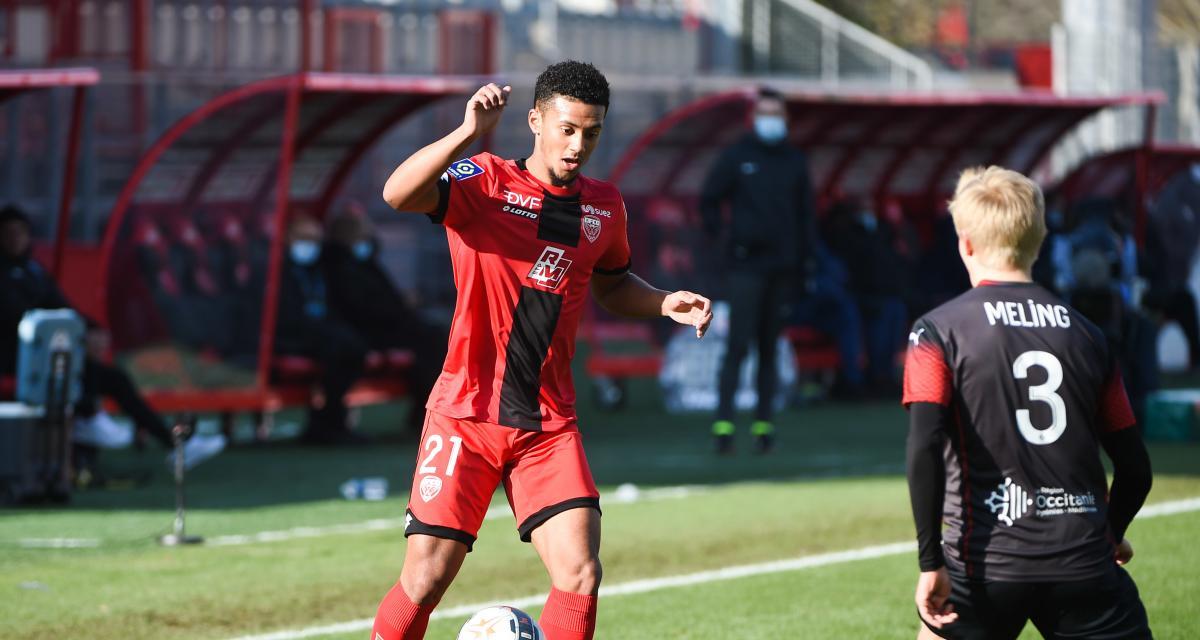 RC Lens - Dijon : un produit du club en grosse difficulté va retrouver les Sang et Or
