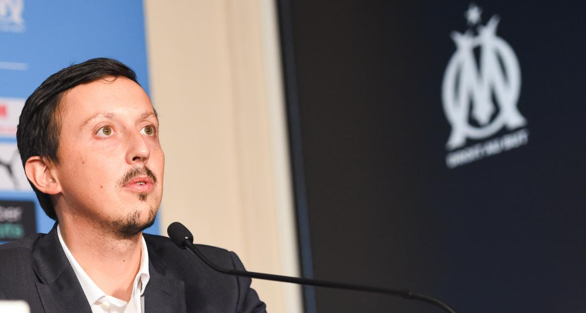 OM, LOSC : Longoria et Luis Campos monteraient un projet commun à Marseille !