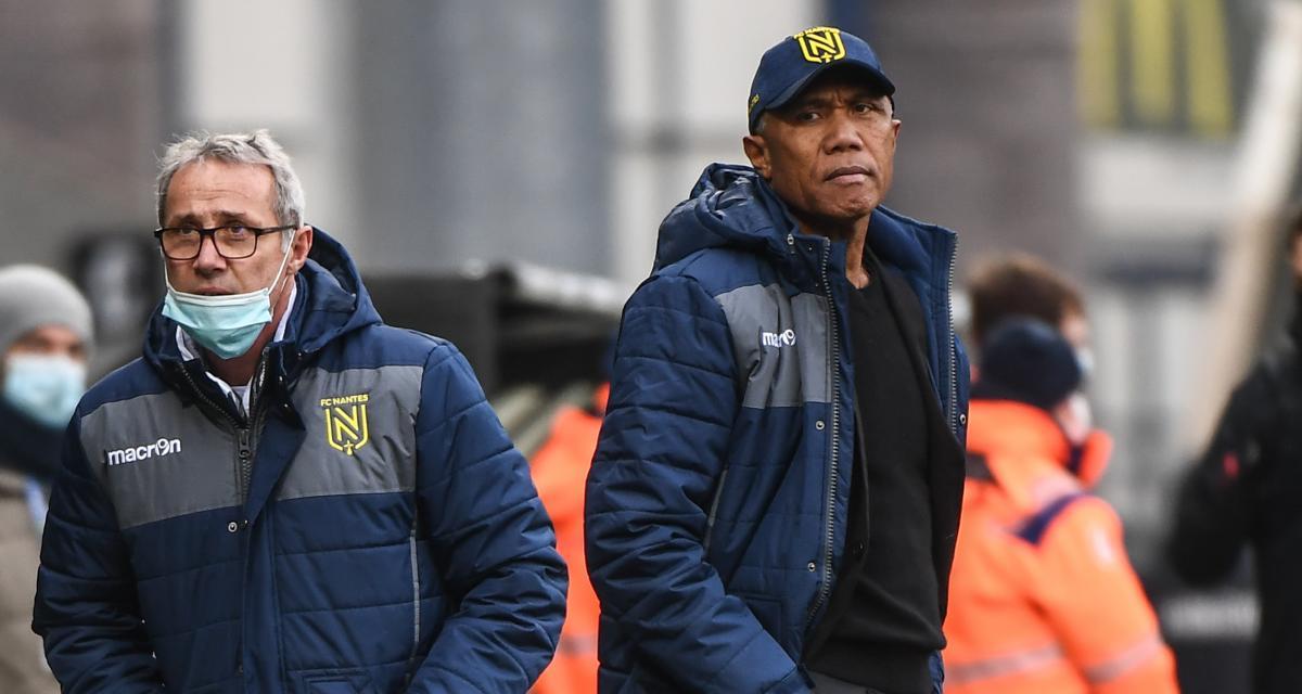 FC Nantes: Kombouaré prêt à relancer un cadre des Canaris face à l'OM?