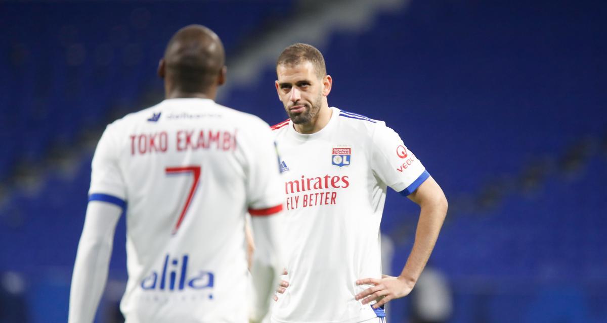 OL: l'option Slimani prend de l'épaisseur à Lyon