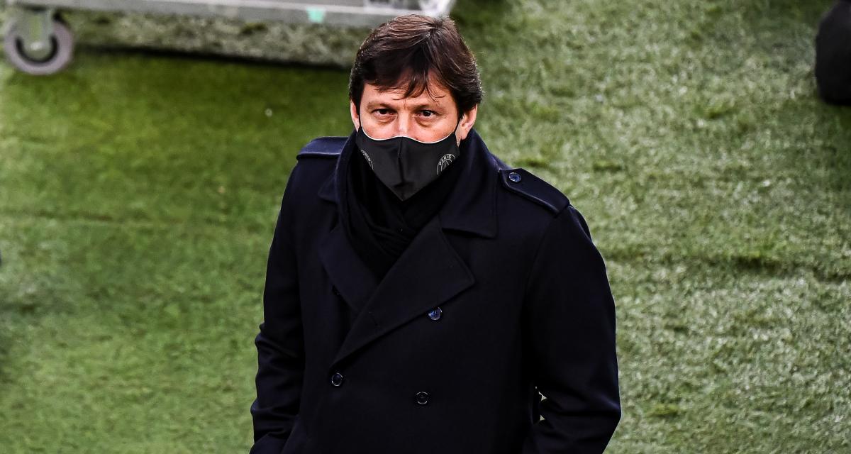PSG- Mercato: Leonardo a trois dossiers sensibles à gérer d'ici à la fin de saison