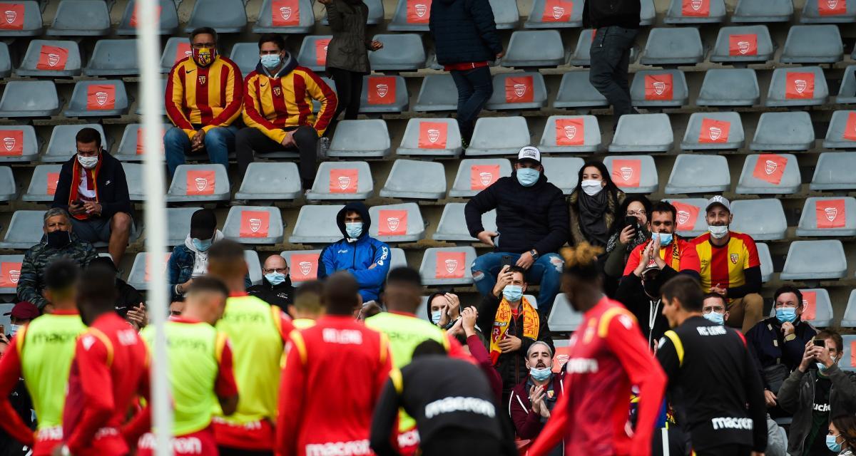 RC Lens: les supporters se prennent à rêver d'Europe en fin de saison