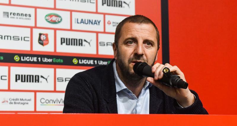 Stade Rennais: le couac face à l'ASSE, la crise, le Mercato, Stéphan... Florian Maurice se lâche!