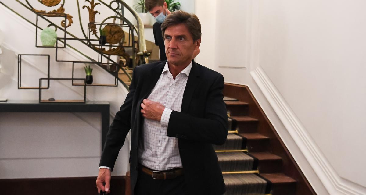 Girondins: King Street a demandé un gros effort aux joueurs pour sauver le club