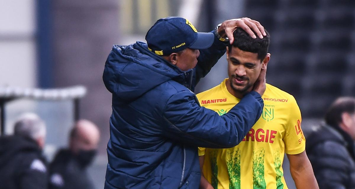 FC Nantes: Antoine Kombouaré a désamorcé une première bombe dans le vestiaire