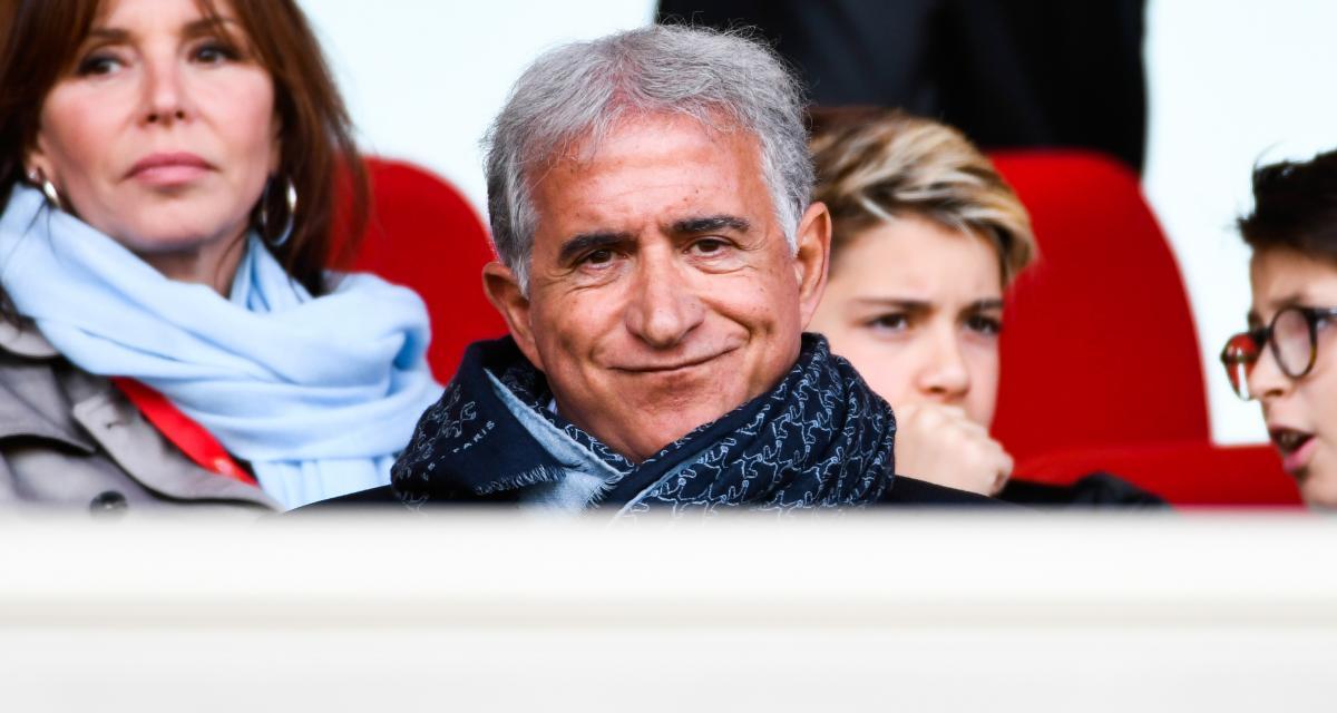 ASSE: Caïazzo formule une nouvelle exigence à l'Etat français