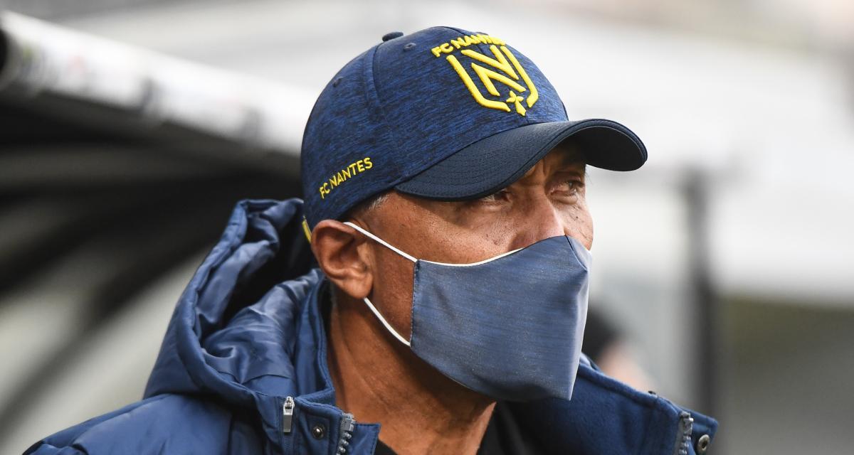 FC Nantes – OM : Kombouaré va devoir recomposer sa défense