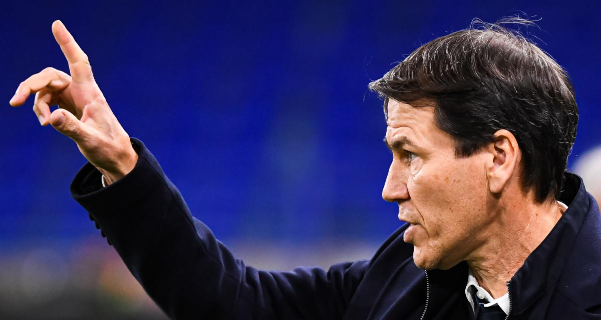 Brest – OL (2-3): Rudi Garcia a vu du «kick and rush» à l'anglaise