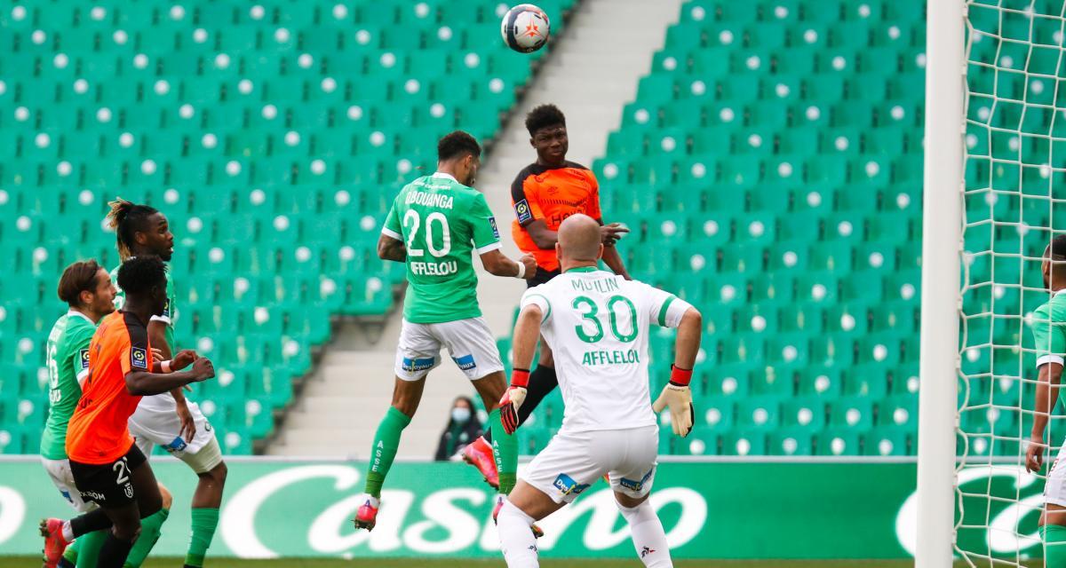 ASSE – Reims (1-1): les 5 enseignements du match nul poussif des Verts
