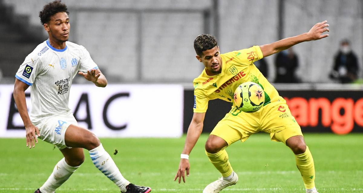 FC Nantes - OM : les compositions sont là (Kombouaré et Larguet ne changent pas)