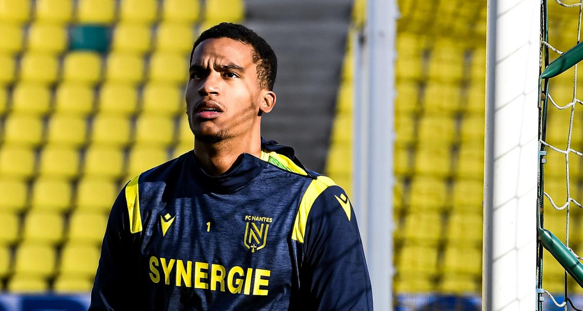 Résultat Ligue 1 : FC Nantes 0 - 0 OM (mi-temps)