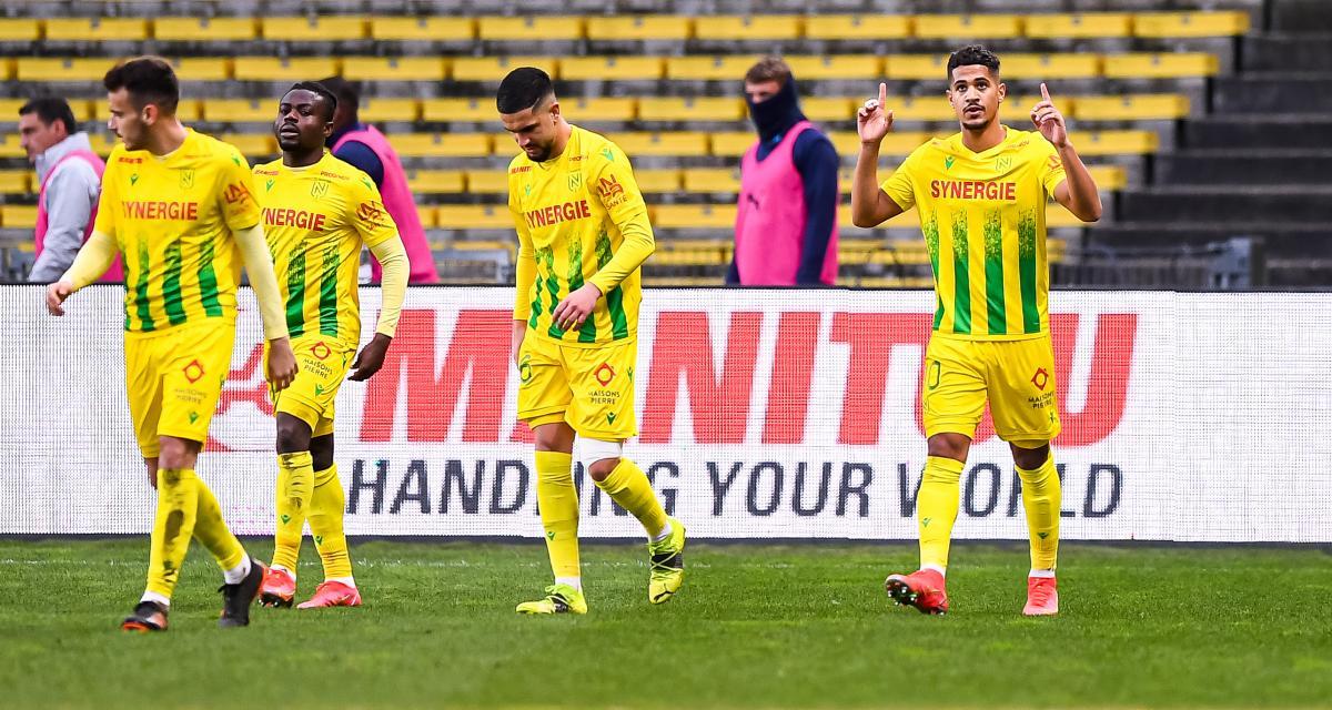 FC Nantes - OM (1-1) : Blas confirme, Chirivella passe à côté