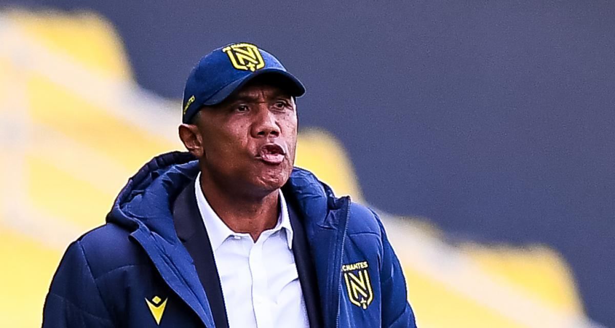 FC Nantes - OM (1-1) : Kombouaré dévoile trois manques chez ses Canaris