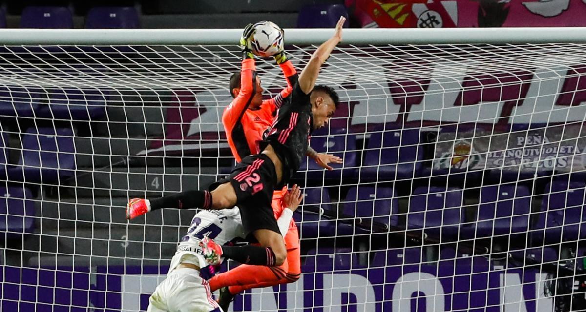 Résultat Liga : Valladolid 0 - 1 Real Madrid (terminé)