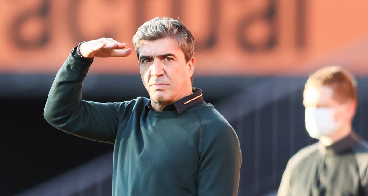 ASSE - Stade de Reims (1-1) : Guion s'agace face à deux défaillances de son équipe