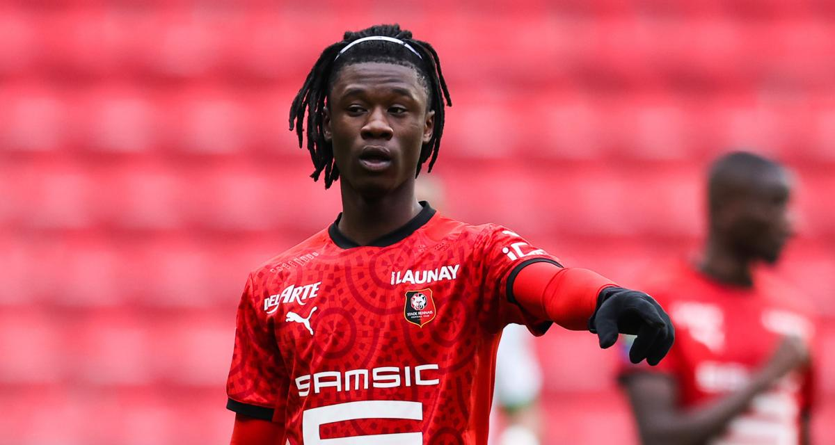 Stade Rennais : le baisse de régime de Camavinga expliquée