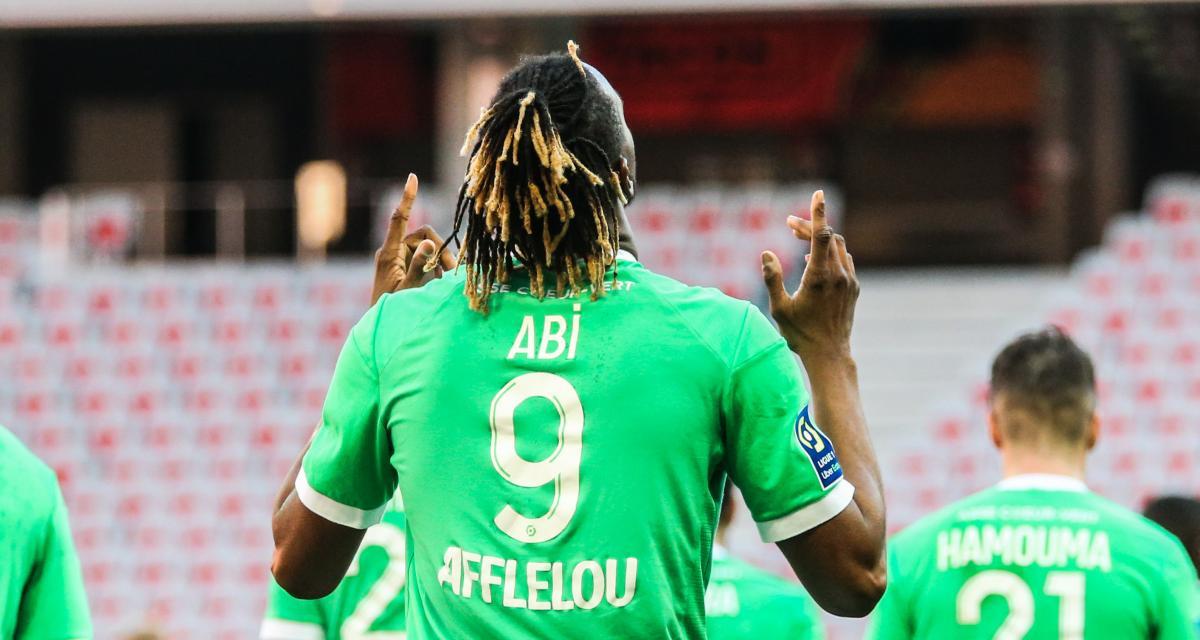 ASSE - Stade de Reims (1-1) : ces stats hallucinantes que Charles Abi a confirmées