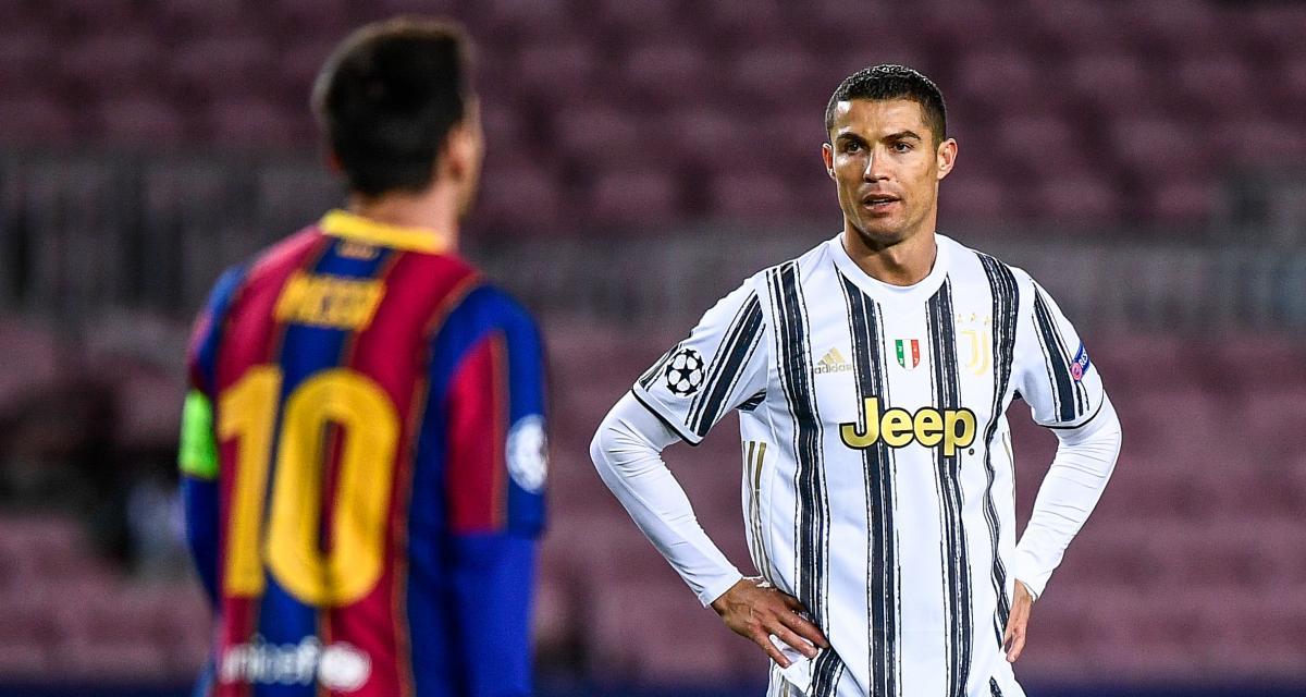 Juventus, FC Barcelone : une future star vote Cristiano Ronaldo face à Lionel Messi