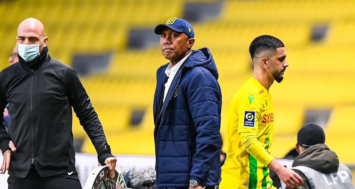 FC Nantes - OM (1-1) : Kombouaré a une bonne raison de ne pas accabler Kolo Muani