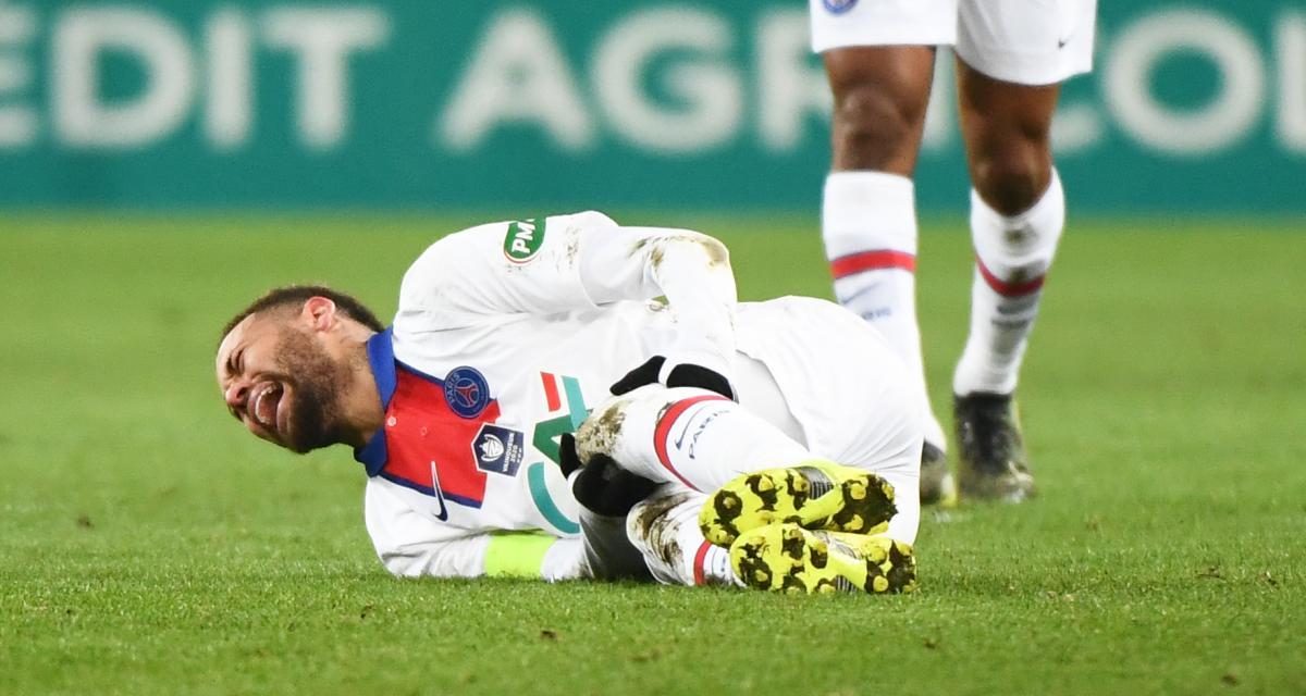 PSG - AS Monaco : arbitrage, blessures... Le sujet Neymar fait bondir un Monégasque