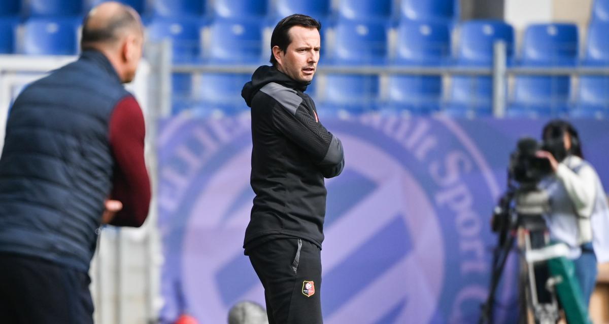 Montpellier – Stade Rennais (2-1) : Stéphan et son vestiaire nourrissent le même énorme regret