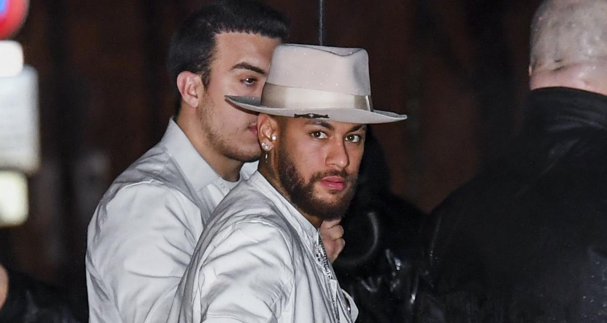 PSG : Neymar a tenté de piquer la petite amie d'une star de Serie A !