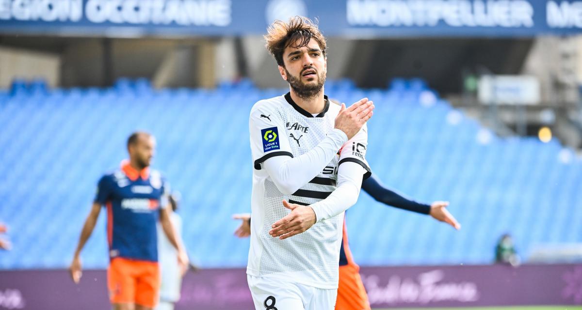 Résultat Ligue 1 : Montpellier HSC 2-1 Stade Rennais (terminé)