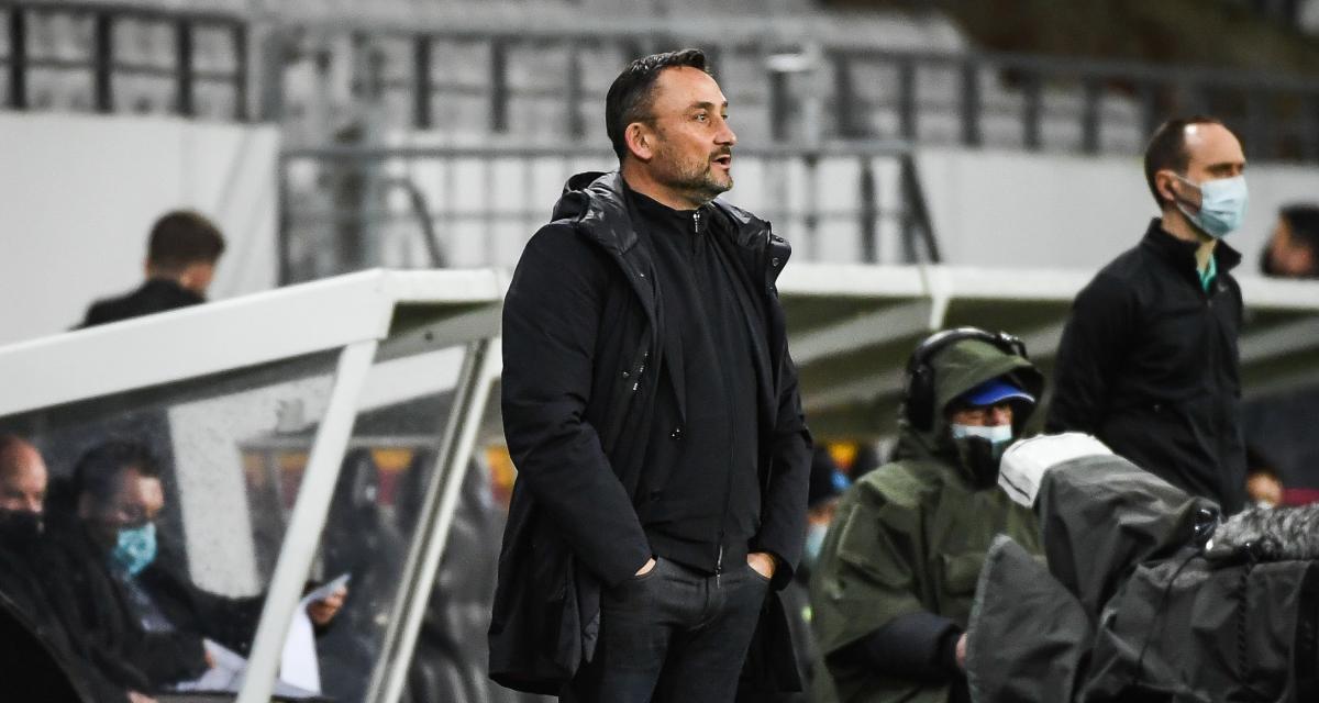 RC Lens – Dijon (2-1) : Haise explique le forfait surprise de Medina et relativise le classement