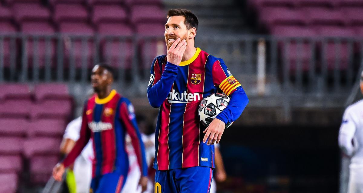 FC Barcelone – Cadix (1-1) : le cauchemar de Messi et du Barça ne s'arrête pas à Mbappé