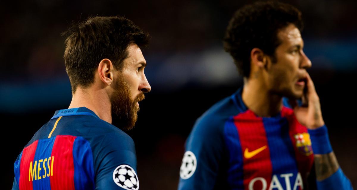 PSG– Mercato: Neymar joue le VRP de luxe sur le dossier Messi