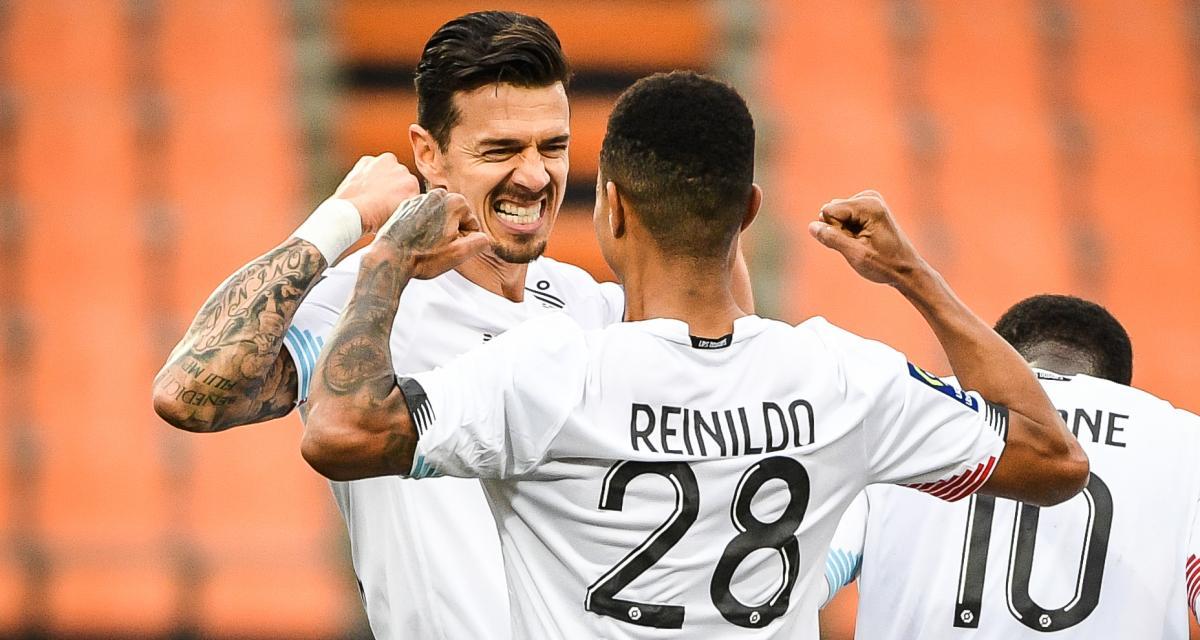Lorient FC – LOSC (1-4): les Tops et le Flop des Dogues, en tête de la Ligue 1