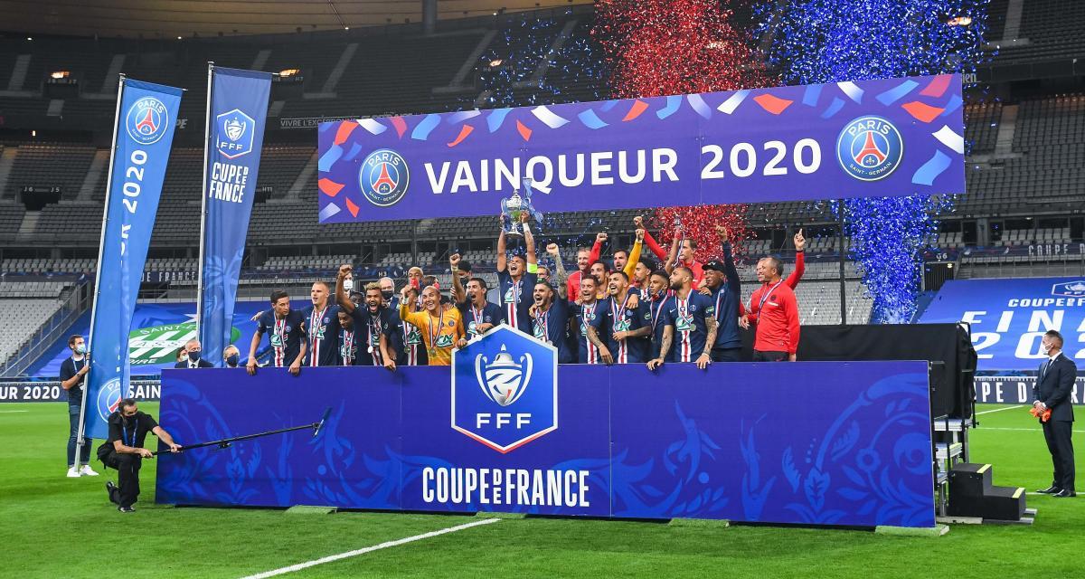 PSG, RC Lens, OM, OL, LOSC - Coupe de France : le tirage a eu lieu, Paris tire une L1, gros derby au programme !
