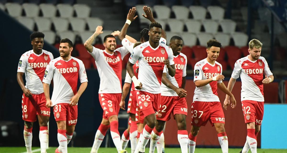 Résultat Ligue 1: PSG 0 – 2 AS Monaco (terminé)