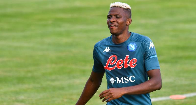 LOSC : Osimhen a perdu connaissance avec Naples, les nouvelles sont rassurantes