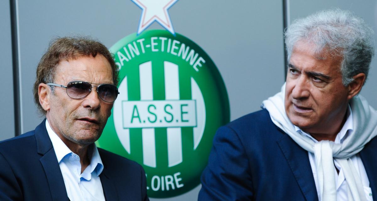 ASSE : Puel, Caiazzo, Romeyer... les dirigeants divisent les supporters