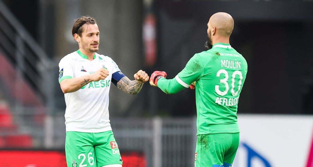 ASSE : le déplacement à Lorient, son avenir... Mathieu Debuchy en dit plus