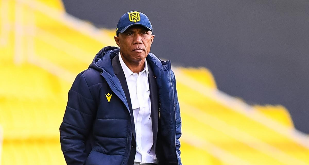 FC Nantes : Kombouaré doit composer avec une nouvelle difficulté inattendue