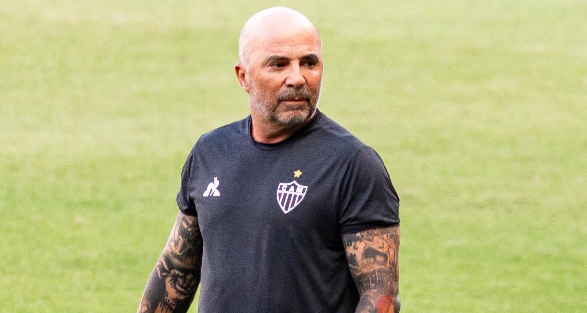 OM – Mercato : en route pour Marseille, Jorge Sampaoli quitte l'Atlético Mineiro (officiel)