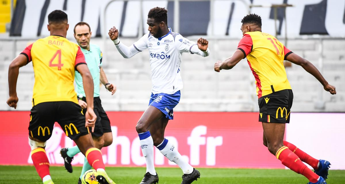 Stade de Reims, RC Strasbourg - Mercato : Dia futur coéquipier de Simakan ?