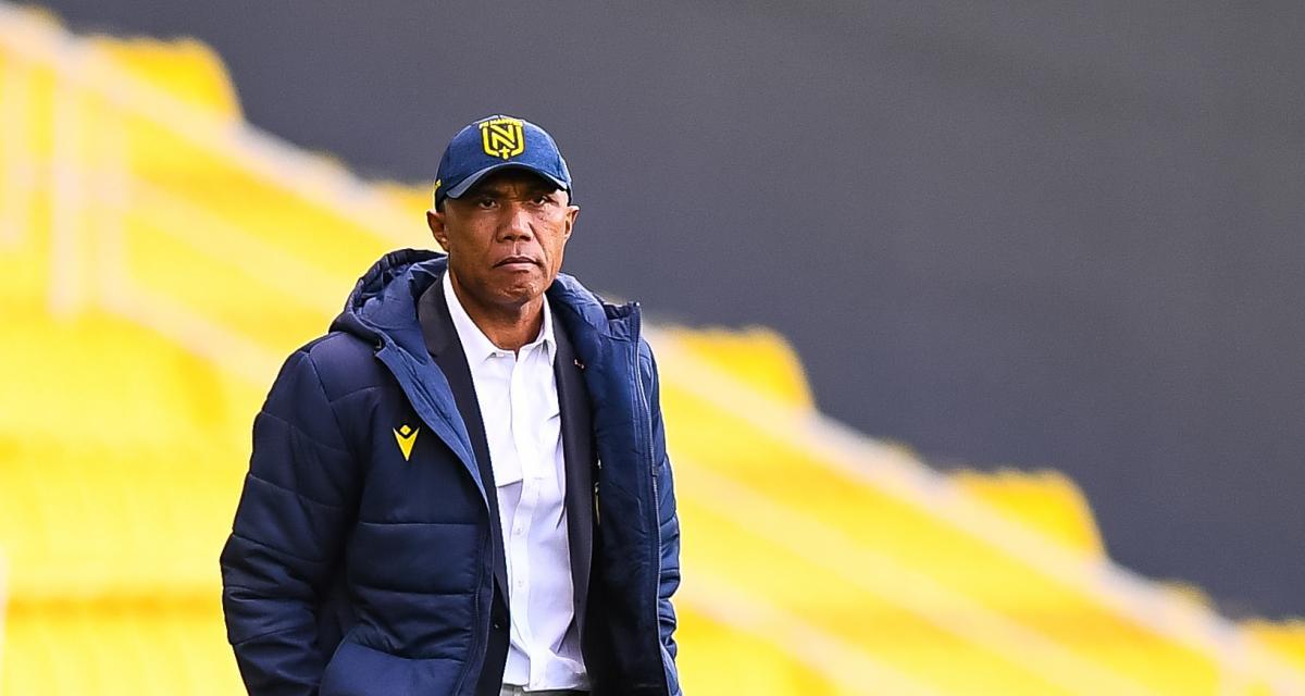 FC Nantes: son retour, Kita, son pacte pour le maintien... Kombouaré passe à confesse
