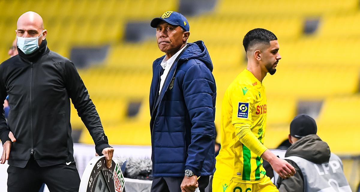 FC Nantes: Kombouaré casse son image et explique sa gestion du vestiaire