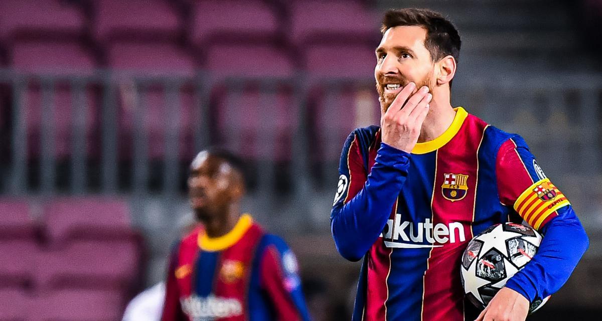 FC Barcelone : Messi, une petite folie qui rapporte 160 000 euros ?
