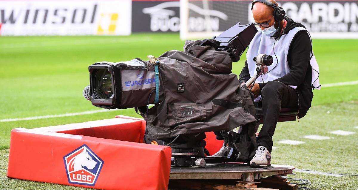 Lille - Strasbourg : sur quelle chaîne voir le match?