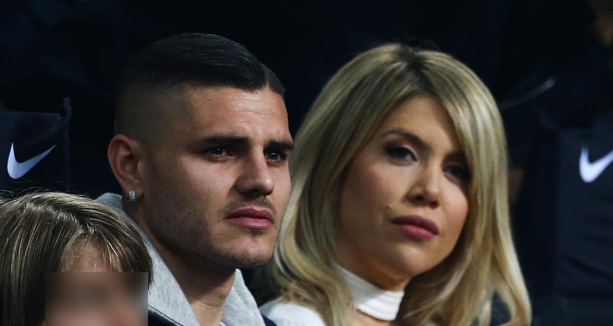 PSG : Wanda Nara fait fuiter les clichés d'une escapade avec Mauro Icardi